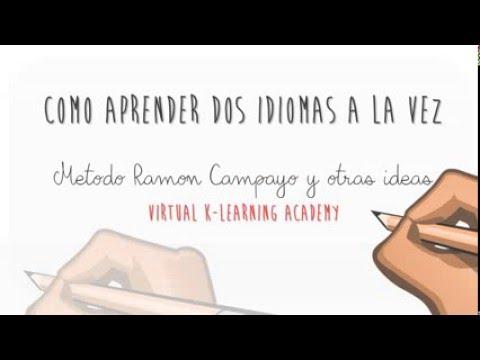 Como aprender dos idiomas a la vez #3 - Como aprender un idioma nuevo
