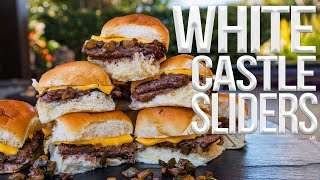 Download The Best White Castle Sliders Recipe   SAM THE COOKING GUY 4K Video