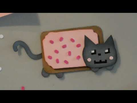The Nyan Cat Greeting Card Project