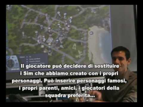 The Sims 3 - Presentazione (1) - Sottotitoli in italiano