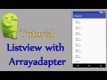 Android Array ListView