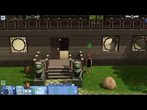 The Sims 3: Desafio da Ilha Deserta (Ep. 15) - 欢迎来到中国 ou Bem-vindo à China!