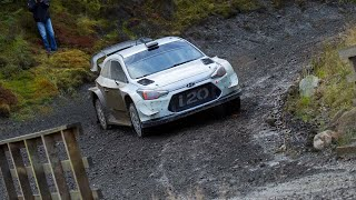 Hyundai i20 WRC 2017 - Wales Rally GB Pre Event Test - Andreas Mikkelsen