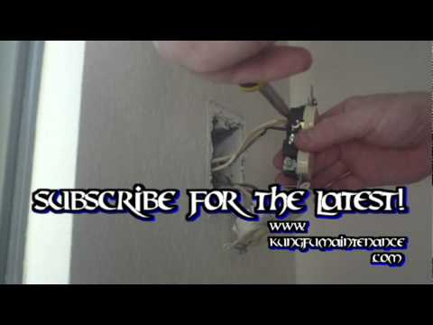 How To Replace Switched Duplex Outlets