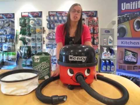 How to solve common problems with your Numatic Henry Vacuum Cleaner  - by Unifit