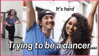 Download CAN I LEARN TO DANCE? LEARNING TO DANCE WITH BRENDON HANSFORD Video