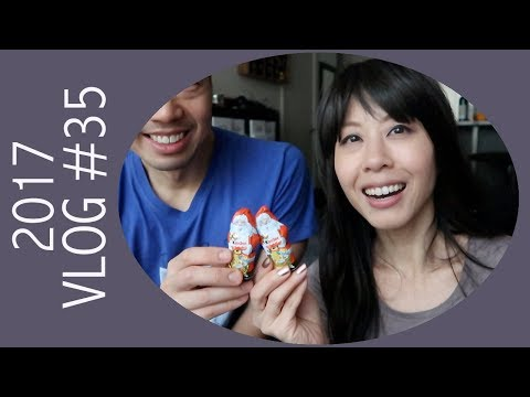 Vlog - Chinatown, Bangs, Beef Stew, Mulled Wine