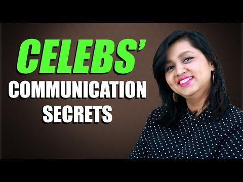 How Celebrities Improve English Communication Skills | Arnold, Shakira, Dhoni, Kangana Hacks
