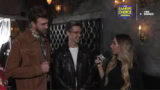 Download Rhett and Link at The Gamers' Choice Awards 2018 Video