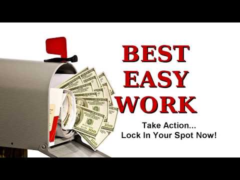 Best Easy Work - Do They Actually Pay Daily? (Best Easy Work Review)