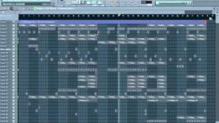 2011 Dark Rap Beat/Instrumental [Piano/Strings] (FL Studio 9