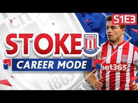 FIFA 16 Stoke Career Mode - LAST GASP GOAL! - S1E3