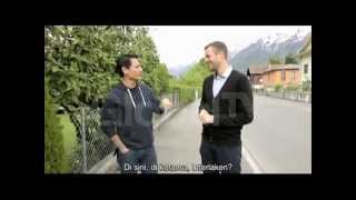 Arjuna Swiss Episode 11 : Interlaken, Swiss