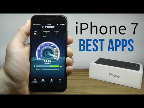 Best Free Apps for iOS 10 & iPhone 7 – Complete List