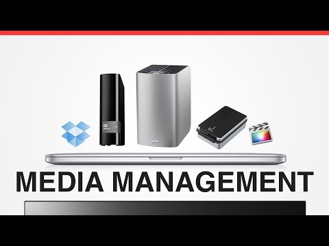 How to Backup and Manage Hard Drives