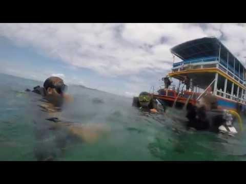 Pattaya, Thailand Scuba Diving