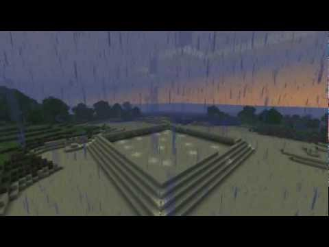 Minecraft: The Great Pyramid - Time lapse
