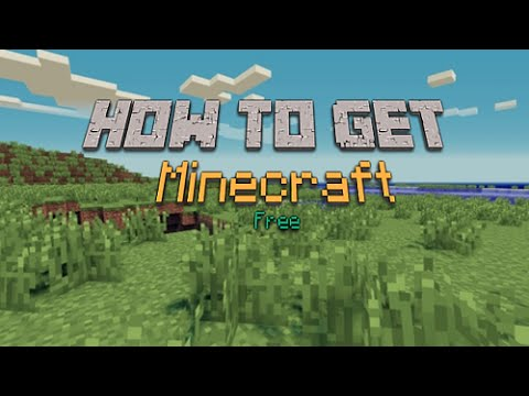 How To Get Minecraft For Free- PC/Mac (2015)