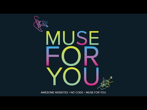 Adobe Muse CC | Fixed Background Parallax Effect | Muse For You