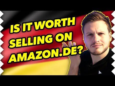 Amazon.de VS Amazon.co.uk - German Market Compared Against the UK Market
