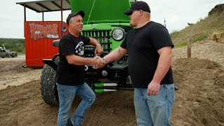How Much Profit Will The Misfits Make On The Green Jeep? | Misfit Garage