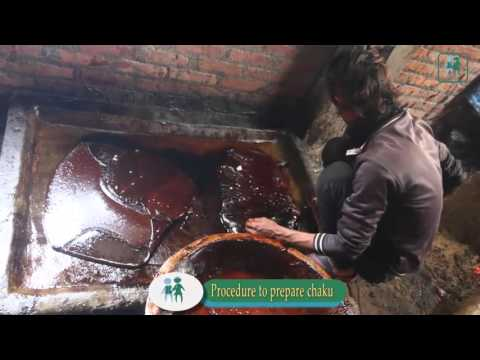 Procedure to prepare chaku