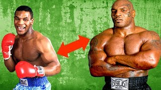 Mike Tyson - Transformation From 10 To 51 Years Old