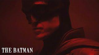 THE BATMAN (SUIT REVEALED) w/ Robert Pattinson