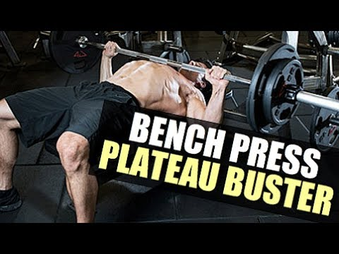Bench Press Plateau? 10 Tips For A Bigger Bench