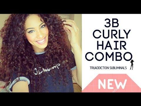 3B CURLY HAIR COMBO (CONTEST WINNER REQUEST)~TruAddictionSubliminals💋