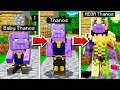 LIFE OF THANOS IN MINECRAFT! Mp3