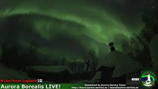 Aurora Borealis Live Stream Highlights 15.03.2018 II