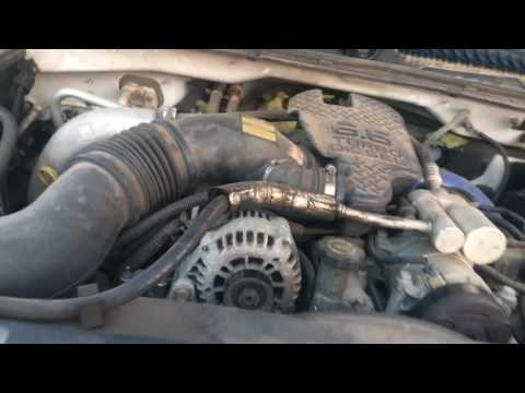 02 DURAMAX    BAD ENGINE Or BAD INJECTORS?