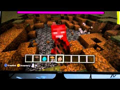 How to spawn the wither in minecraft xbox 360