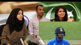 India vs Pakistan - Match Highlights | ICC Cricket World Cup 2019 | PAKISTAN REACTION