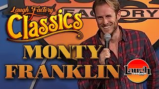 Monty Franklin | American Accent | Laugh Factory Classics | Stand Up Comedy