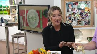 Sun Basket (3) Oven or Microwave Fresh Meals on QVC