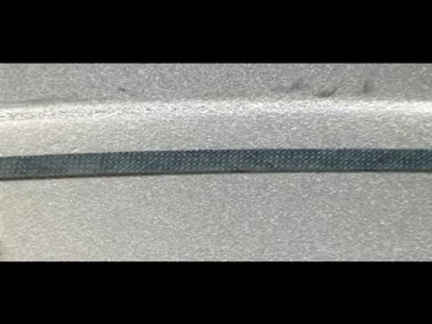 Belt replacing Whirlpool 27 inch electric dryer
