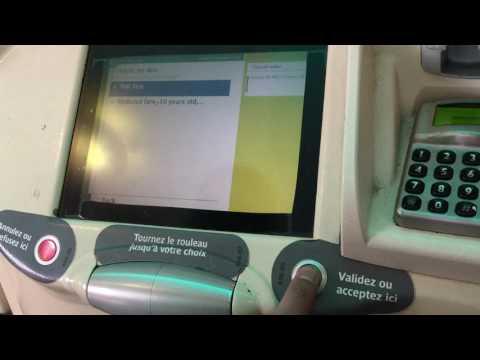 How to Buy Disneyland Tickets from Metro Train Ticket Machine