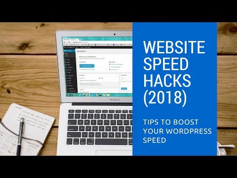 How to increase website speed in wordpress (2018)