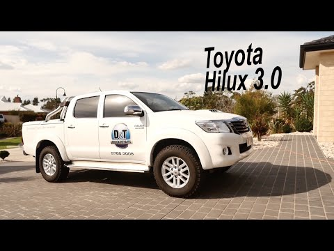 Pro + Boost Control Toyota Hilux 3.0