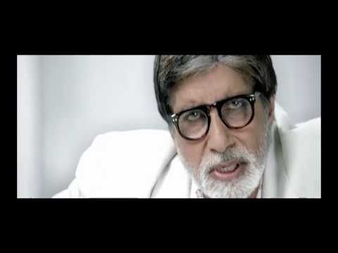 Amitabh Bachchan in action Justdial ads TVC fun commercial playing with a fly!