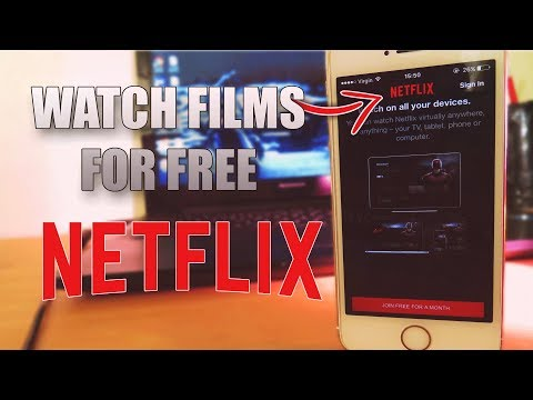 Get NETFLIX SHOWS FOR FREE! iOS 9/10/11 Working 2017