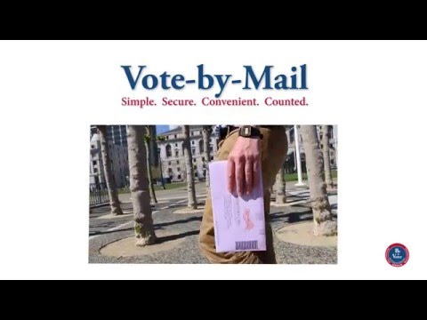 How to Vote-by-Mail
