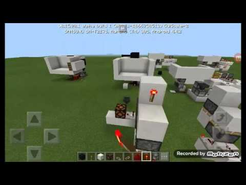 Redstone torch key for mcpe (0.15.90)
