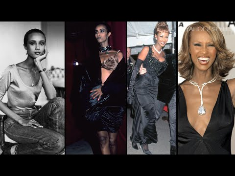 Iman: Ageless Chic