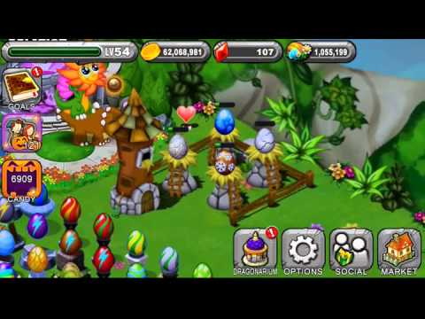 How to breed a Bone dragon in DragonVale
