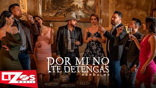 BANDA MS - POR MI NO TE DETENGAS (VIDEO OFICIAL)