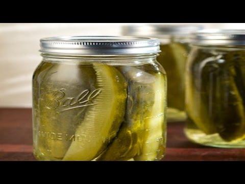Homemade Pickles Cucumber - طريقة تحضير مخلل الخيار