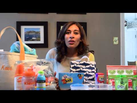 Summer Camp Prep For Kids: Bag, Lunch Ideas & More